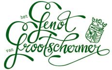 Het Genot van Grootschermer Logo